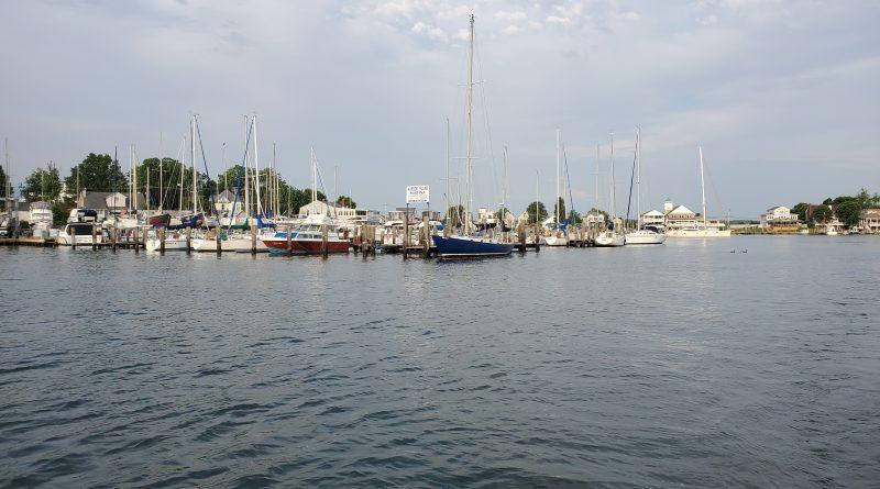 Solomons to Herring Bay