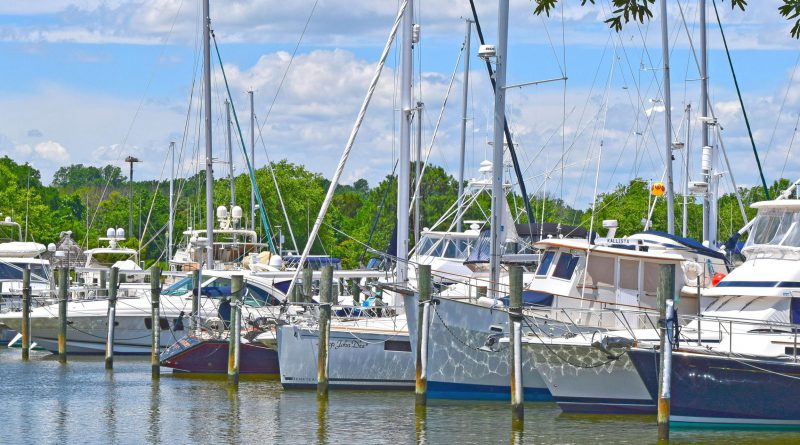 Herrington Harbor South to the Magothy